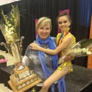 Canadian NationalNovice Champion 2014